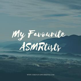 ASMRtists