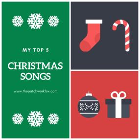 My Top 5 Christmas Songs