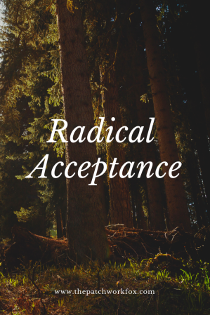 Radical Acceptance (thepatchworkfox.com)