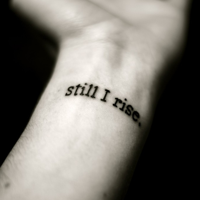 Mental Health Tattoo Ideas (thepatchworkfox.com)